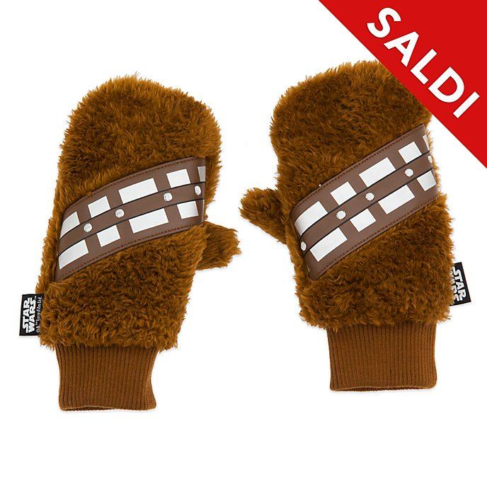 Muffole bimbi Chewbacca Disney Store