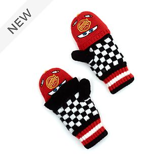 Disney Store Disney Pixar Cars Fingerless Gloves For Kids