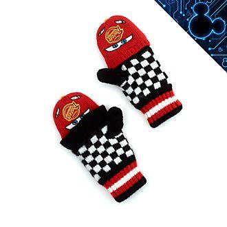 Disney Store - Disney Pixar Cars - Fingerlose Handschuhe für Kinder