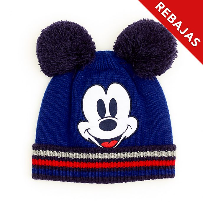 Gorro infantil Mickey Mouse, Disney Store