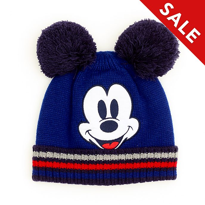 Disney Store Mickey Mouse Beanie For Kids