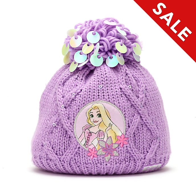 Disney Store Rapunzel Beanie For Kids, Tangled