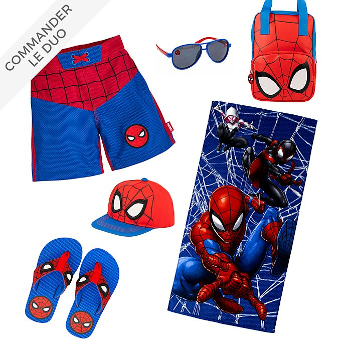 Disney Store Collection Été Spider-Man pour enfants