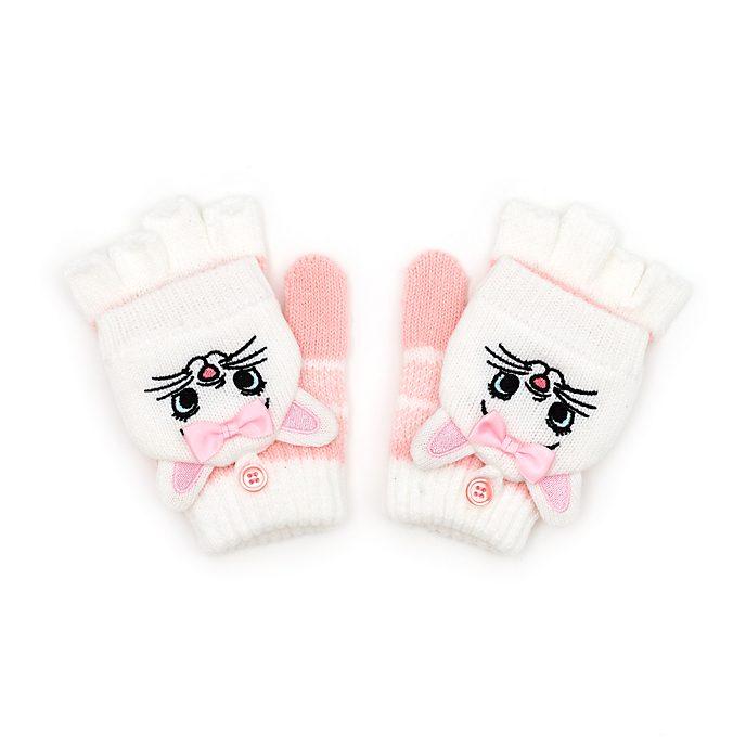 Guantes sin dedos con parte superior abatible infantiles Marie, Disney Store