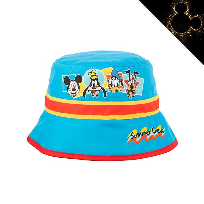 Disney Store Chapeau réversible Mickey et ses amis pour enfants