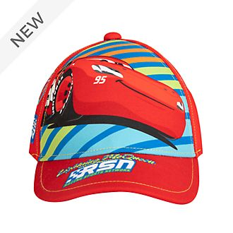 Disney Store Lightning McQueen Cap For Kids