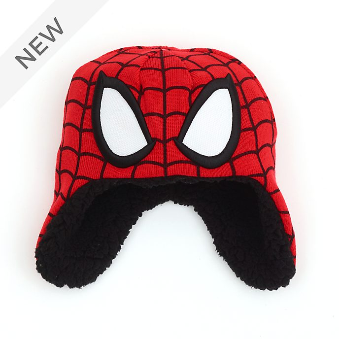 Disney Store Spider-Man Beanie For Kids