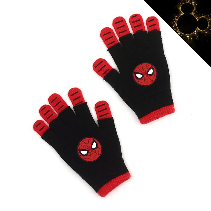 Disney Store Spider-Man Gloves For Kids