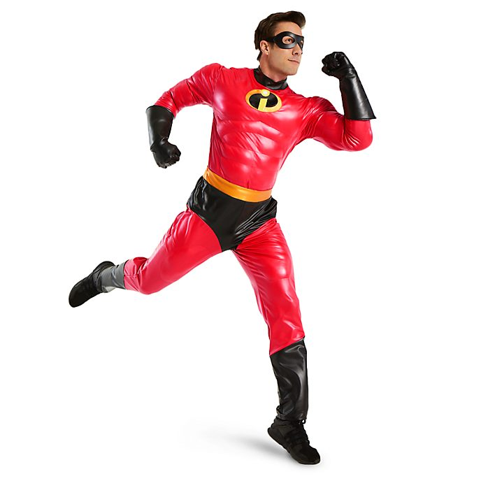 Disney Store Costume uomo Mr. Incredible