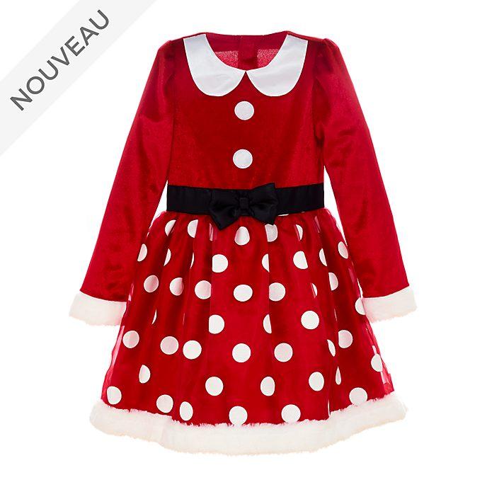Disney Store Déguisement Minnie pour enfants, Holiday Cheer