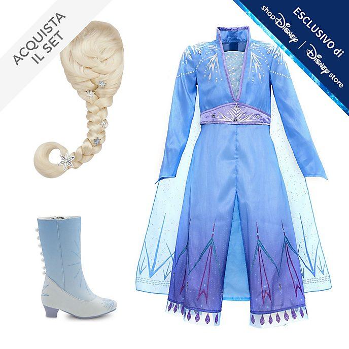 Costume bimbi Elsa Frozen 2: Il Segreto di Arendelle Disney Store