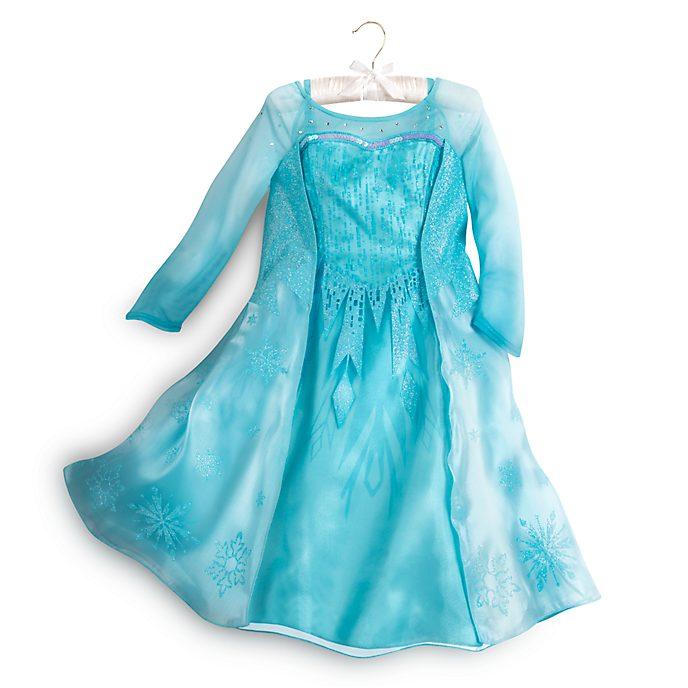 Robe De Deguisement Pour Enfants Elsa La Reine Des Neiges Shopdisney France