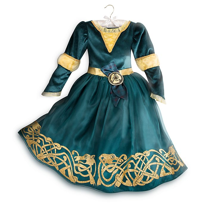 Costume bimbi Merida, Ribelle - The Brave Disney Store