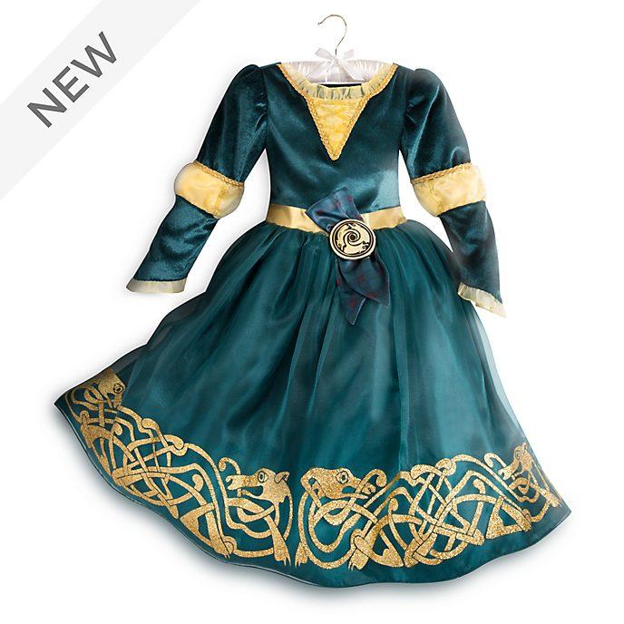Disney Store Merida Costume For Kids, Brave