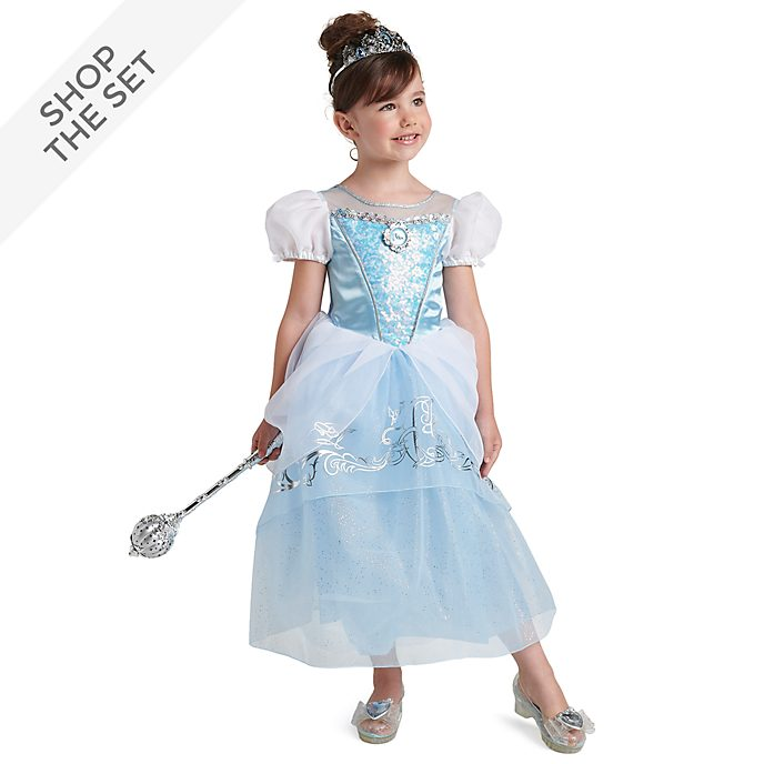 Disney Store Cinderella Costume Collection For Kids