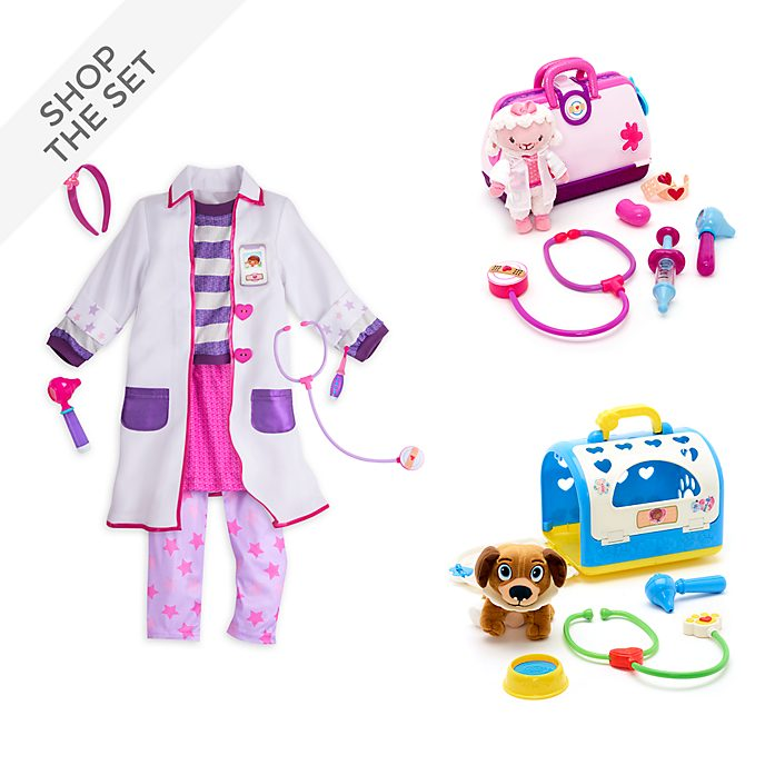 Disney Store Doc McStuffins Costume Collection