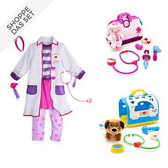 Disney Store - Doc McStuffins - Kostümset