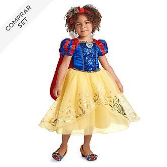 Conjunto disfraz infantil Blancanieves, Disney Store