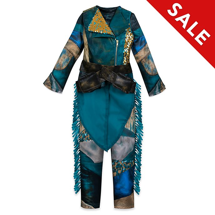 Disney Store Uma Costume For Kids, Disney Descendants 3