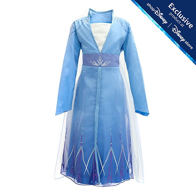 Disney Store Elsa Costume For Kids, Frozen 2