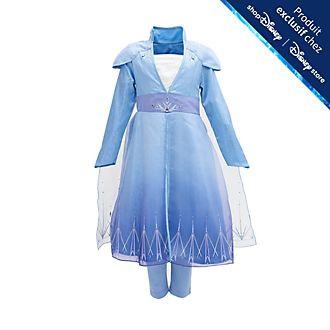 Disney Store Déguisement deluxe Elsa pour enfants, La Reine des Neiges 2
