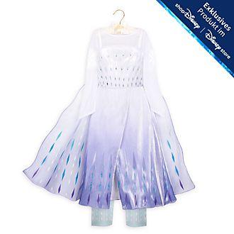 Disney Store - Die Eiskönigin2 - Elsa die Eiskönigin - Deluxe-Kostüm für Kinder