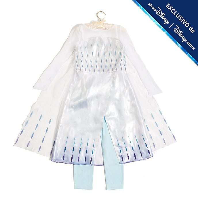 Disfraz infantil Elsa la Reina de las Nieves, Frozen 2, Disney Store