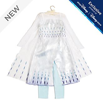 Disney Store Elsa the Snow Queen Costume For Kids, Frozen 2