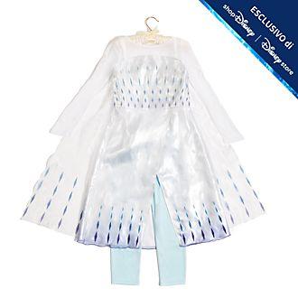 Costume bimbi Elsa Regina delle nevi Frozen 2: Il Segreto di Arendelle Disney Store