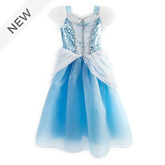 Disney Store Cinderella Costume For Kids