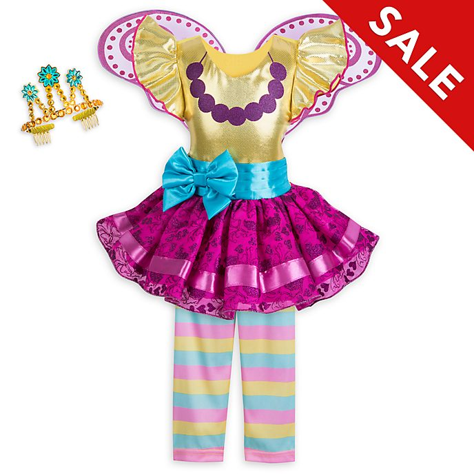 Disney Store Fancy Nancy Clancy Costume For Kids Shopdisney Uk