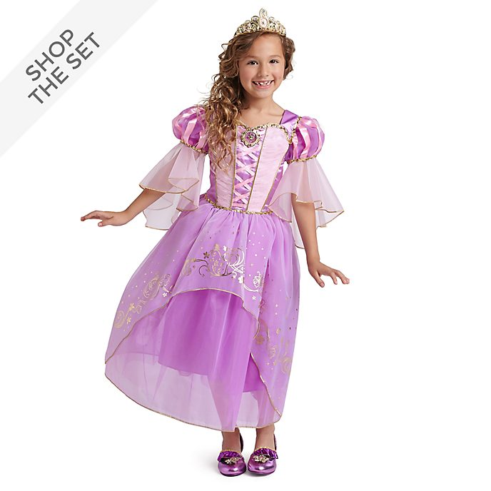 Disney Store Rapunzel Costume Collection For Kids