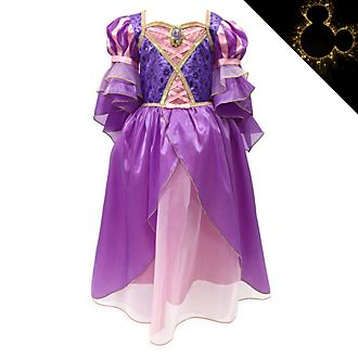 Disney Store Rapunzel Costume For Kids, Tangled