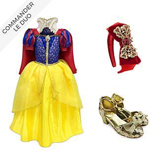 Disney Store Collection Déguisement Blanche Neige pour enfants