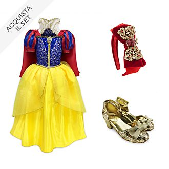 Collezione costume bimbi Biancaneve Disney Store