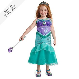 Disney Store The Little Mermaid Costume Collection For Kids