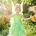 Disney Store - Tinkerbell - Kostümset für Kinder
