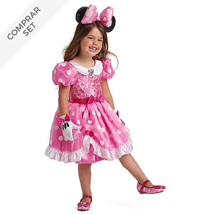 Conjunto disfraz infantil Minnie Mouse, Disney Store