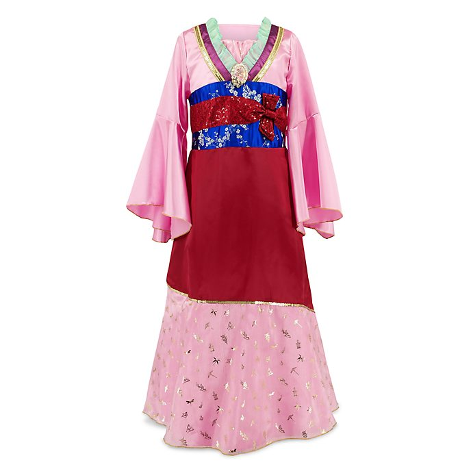 Disney Store Mulan Costume For Kids