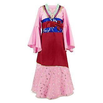 Disney Store Mulan Costume For Kids