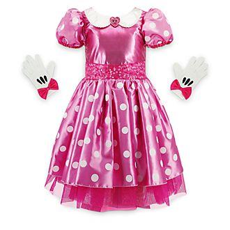 Disfraz infantil rosa Minnie Mouse, Disney Store