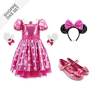 Disney Store - Minnie Maus - Kostümset für Kinder