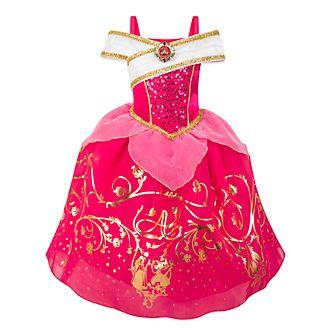 Disney Store Déguisement Aurore imprimé métallisé pour enfants, La Belle Au Bois Dormant