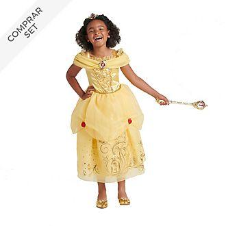 Conjunto disfraz infantil Bella, Disney Store