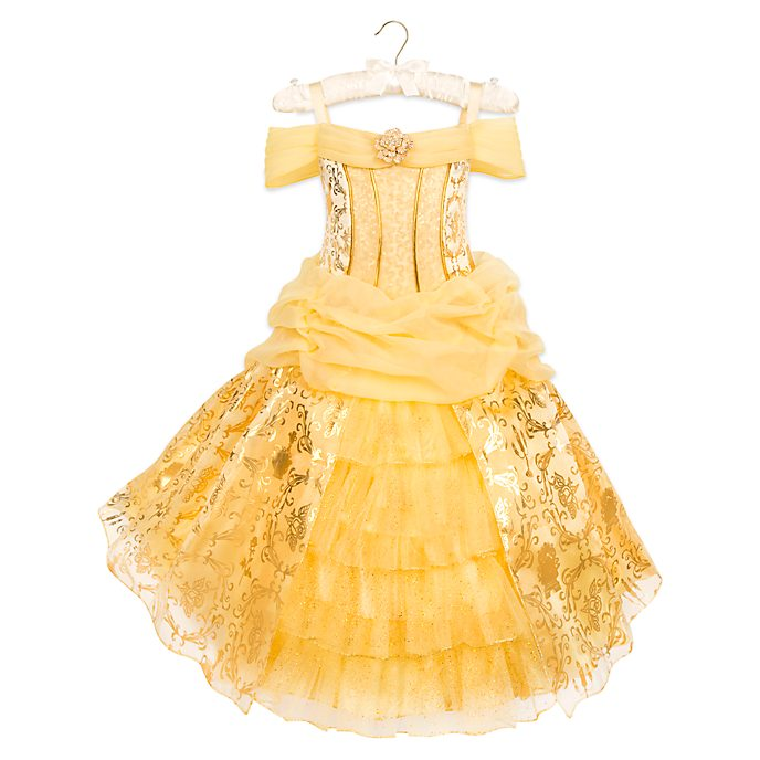 Disney Store Belle Deluxe Costume For Kids