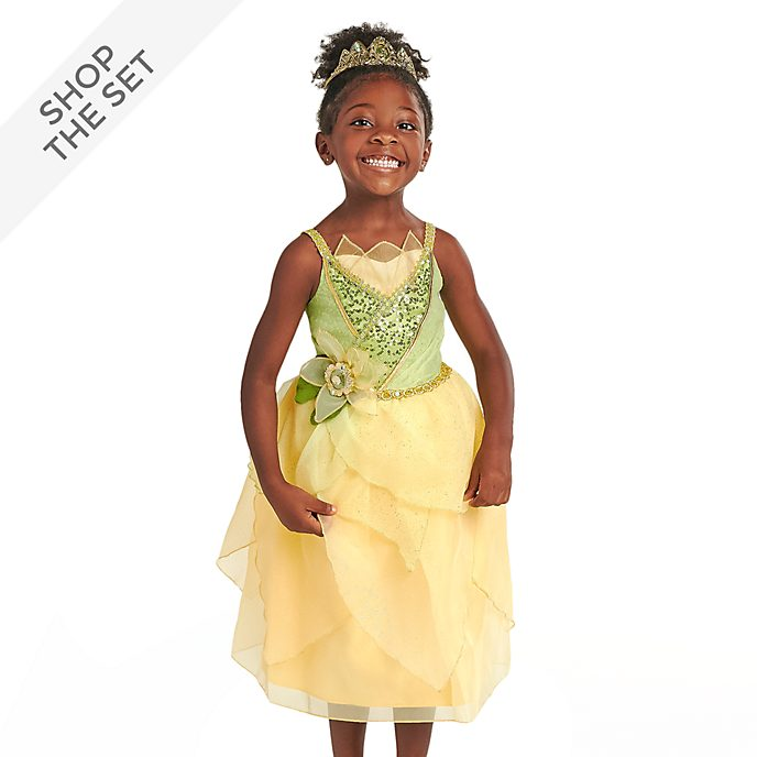 Disney Store Tiana Costume Collection For Kids