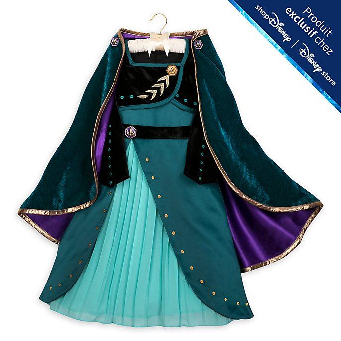 Disney Store Déguisement deluxe Reine Anna pour enfants, La Reine des Neiges2