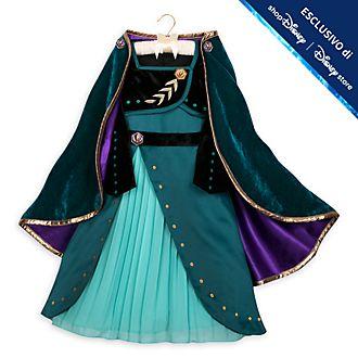 Costume bimbi deluxe Regina Anna Frozen 2: Il Segreto di Arendelle Disney Store