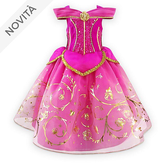 Costume bimbi deluxe Aurora La Bella Addormentata nel Bosco Disney Store