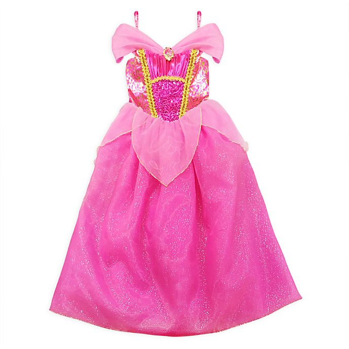 Disney Store Aurora Costume For Kids, Sleeping Beauty
